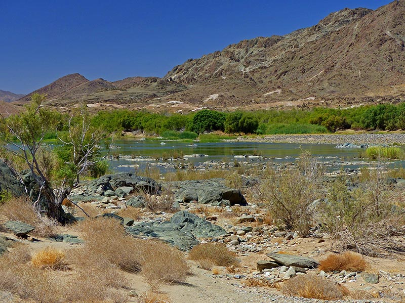 Orange River, Namibia