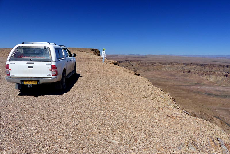 Fish River Canyon Rim, Namibia