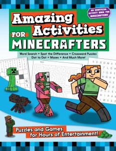 Amazing Activities for Minecrafters, Jen Funk Weber