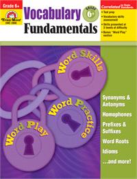 Vocabulary Fundamentals for grades 6 and up.