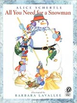 All You Need for a Snowman, Barbara Lavallee