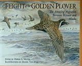 Flight of the Golden Plover, by Debbie Miller