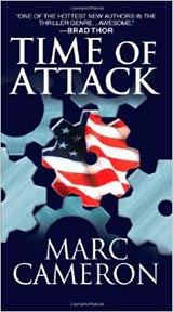Time of Attack, by Marc Cameron