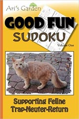 Good Fun Sudoku: Supporting Feline Trap, Neuter, Return