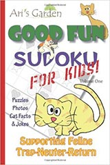 Good Fun Sudoku for Kids, by Linda Stanek and Jen Funk Weber