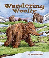 Wandering Woolly, By Andrea Gabriel