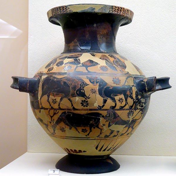 Kerameikos pottery - Jen Funk Weber
