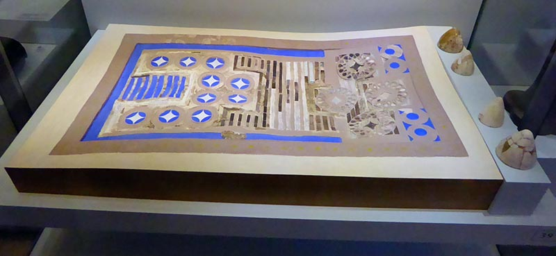 Gameboard, Heraklion Museum, Crete, Greece - Jen Funk Weber