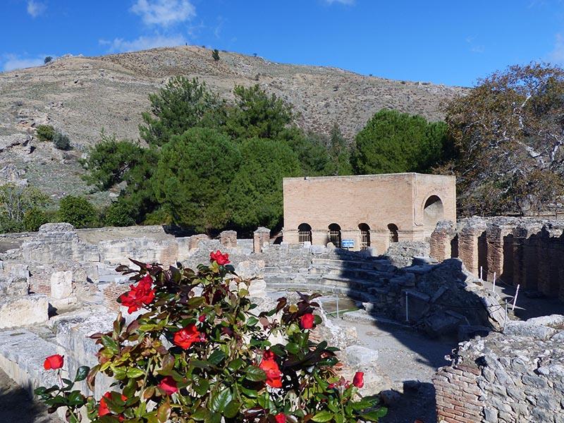 Gortys amphitheater, Crete, Greece - Jen Funk Weber